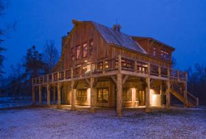 exterior private barn photos large group family vacation rentals